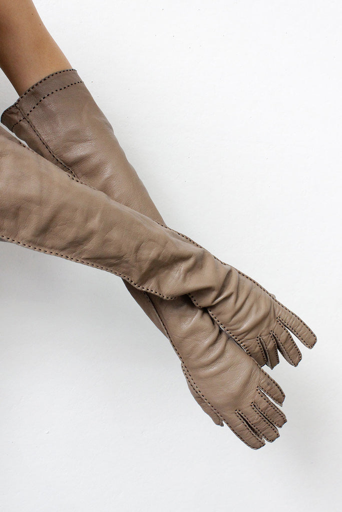 Superb Leather Opera Gloves