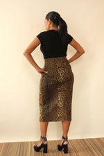 Leo Bodycon Skirt M/L
