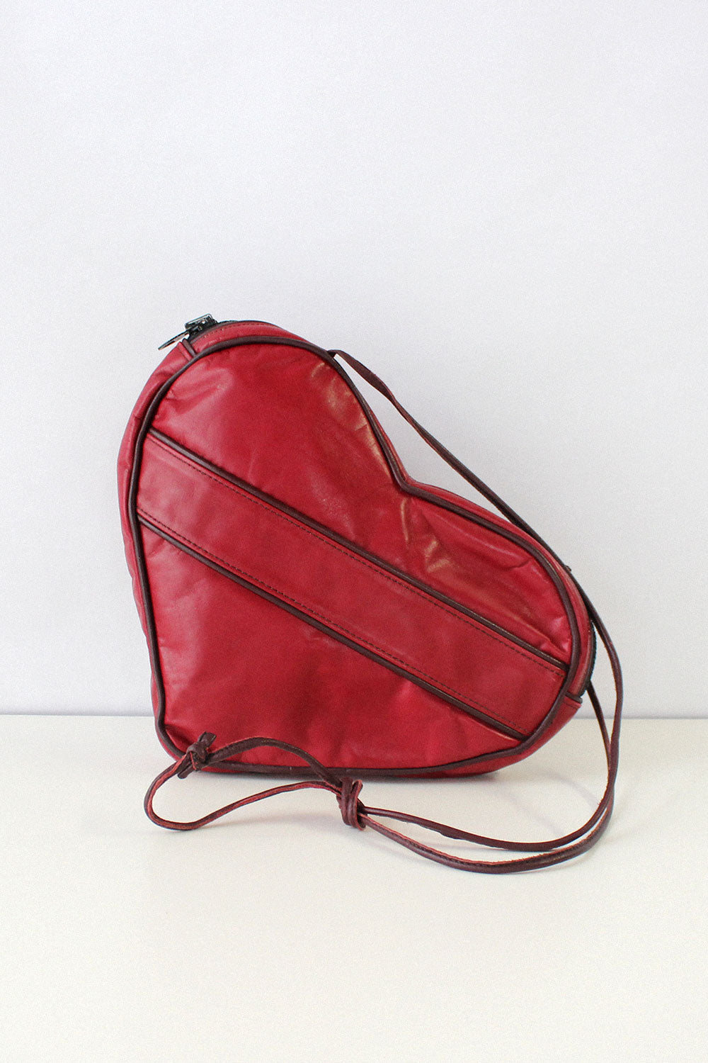 Woodstock Heart Purse