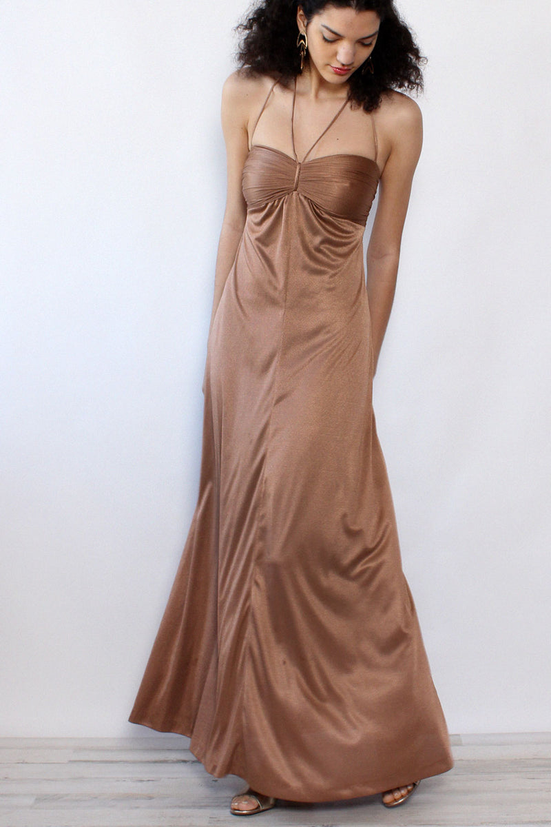 Empire Cafe Maxi Dress XS/S