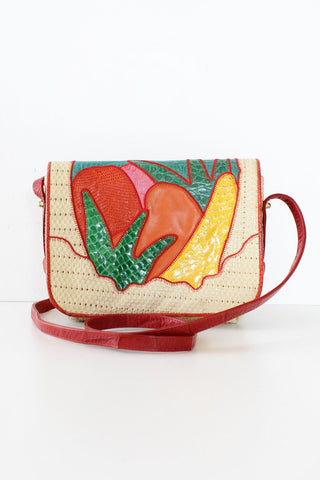 Sharif Fruity Crossbody Bag