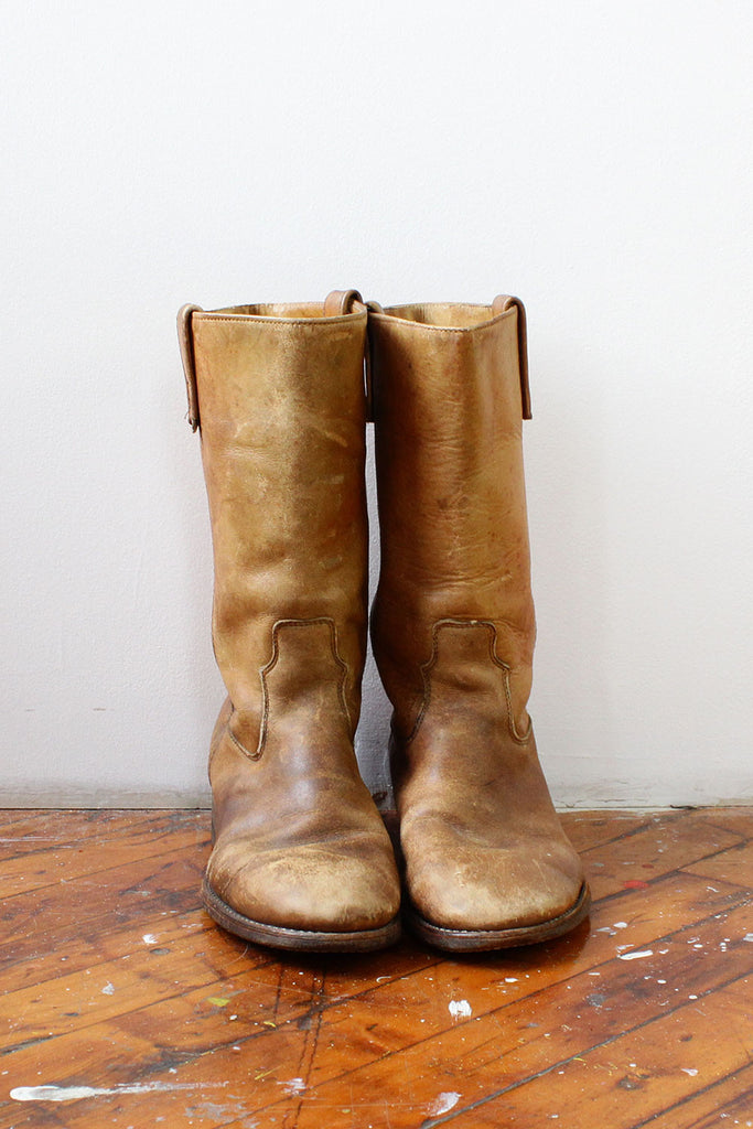 Honey Ranch Boots 9-9 1/2