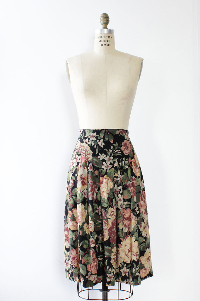 Ashley Tea Rose Skirt S/M