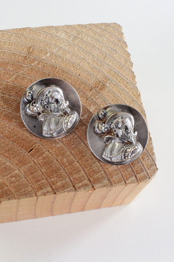 Don Quixote Earrings