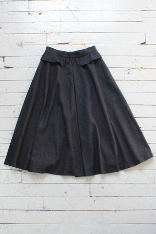 Electric Rink Chevron Skirt S