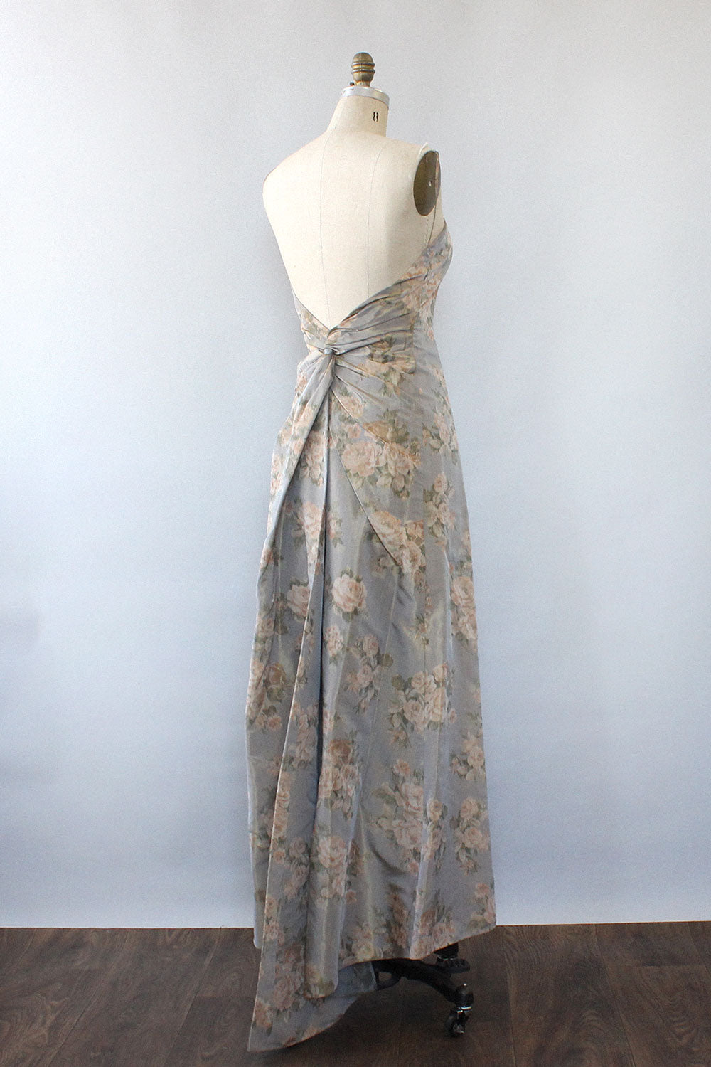 Tapestry Low Back Gown S