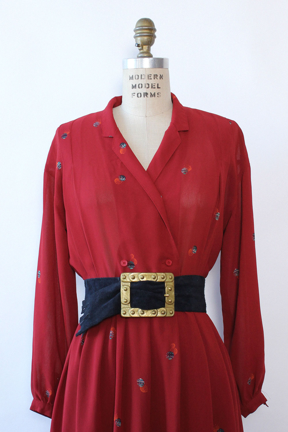 Kantor Berry Secretary Dress M/L