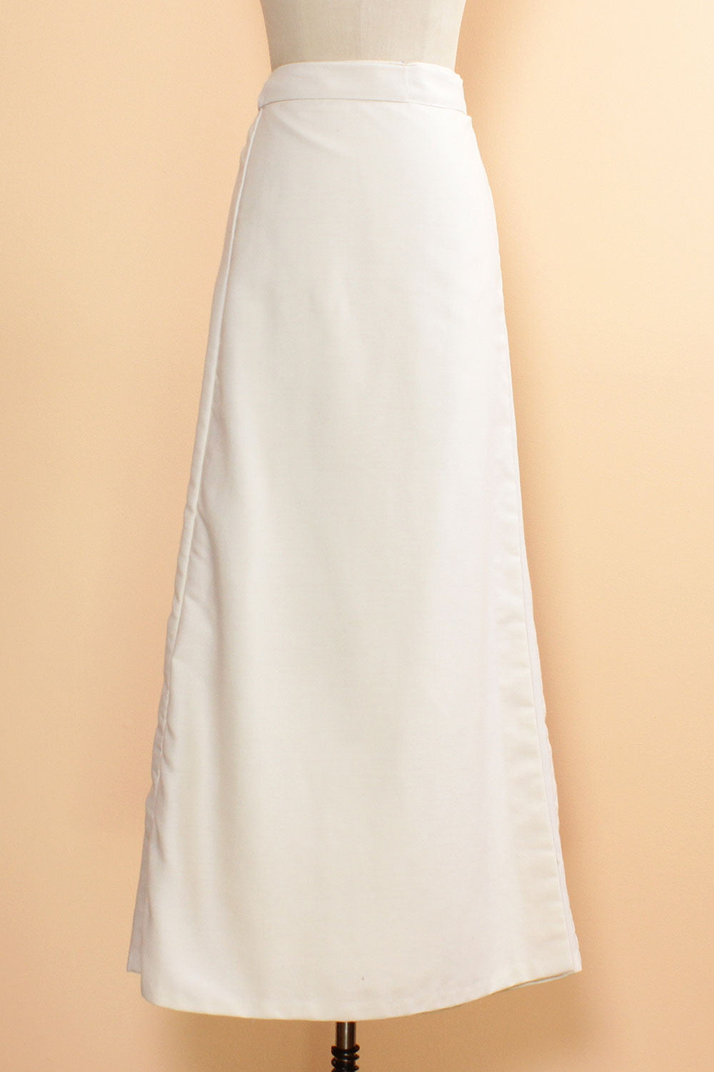 Embroidered Maxi Wrap Skirt M/L