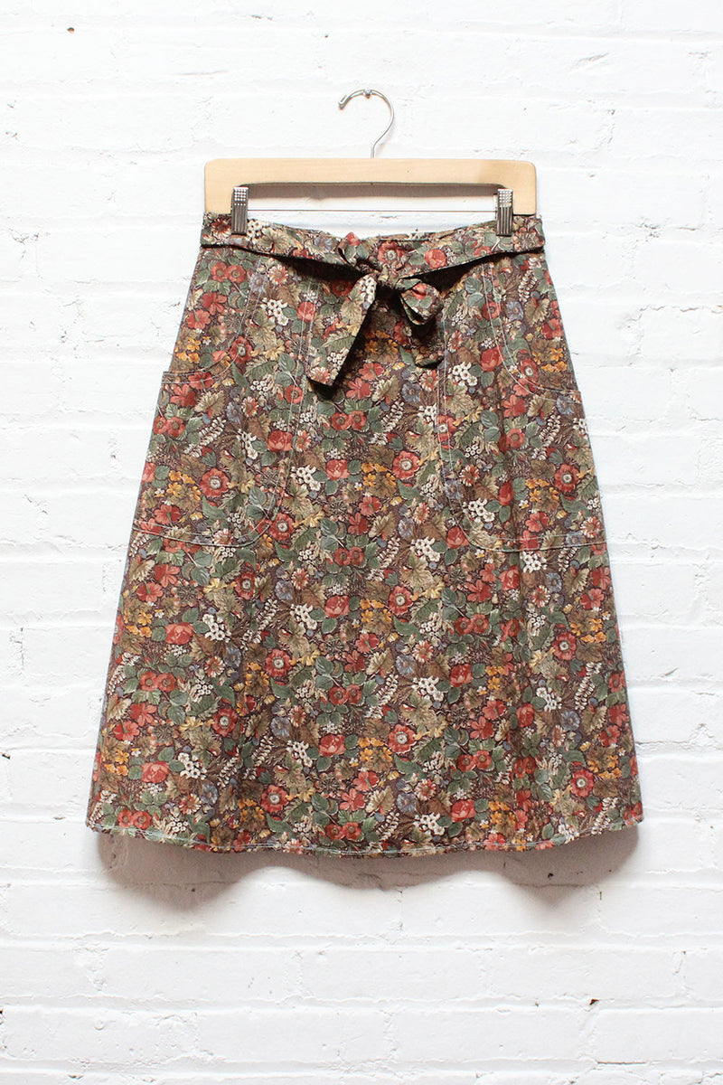 Harvest Wrap Skirt
