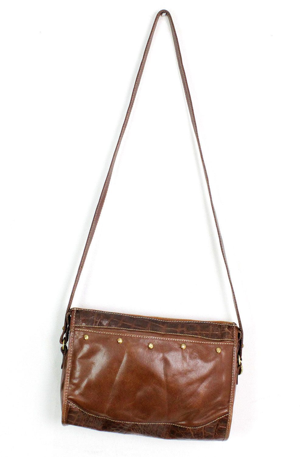 Brahmin Supple Leather Crossbody Bag