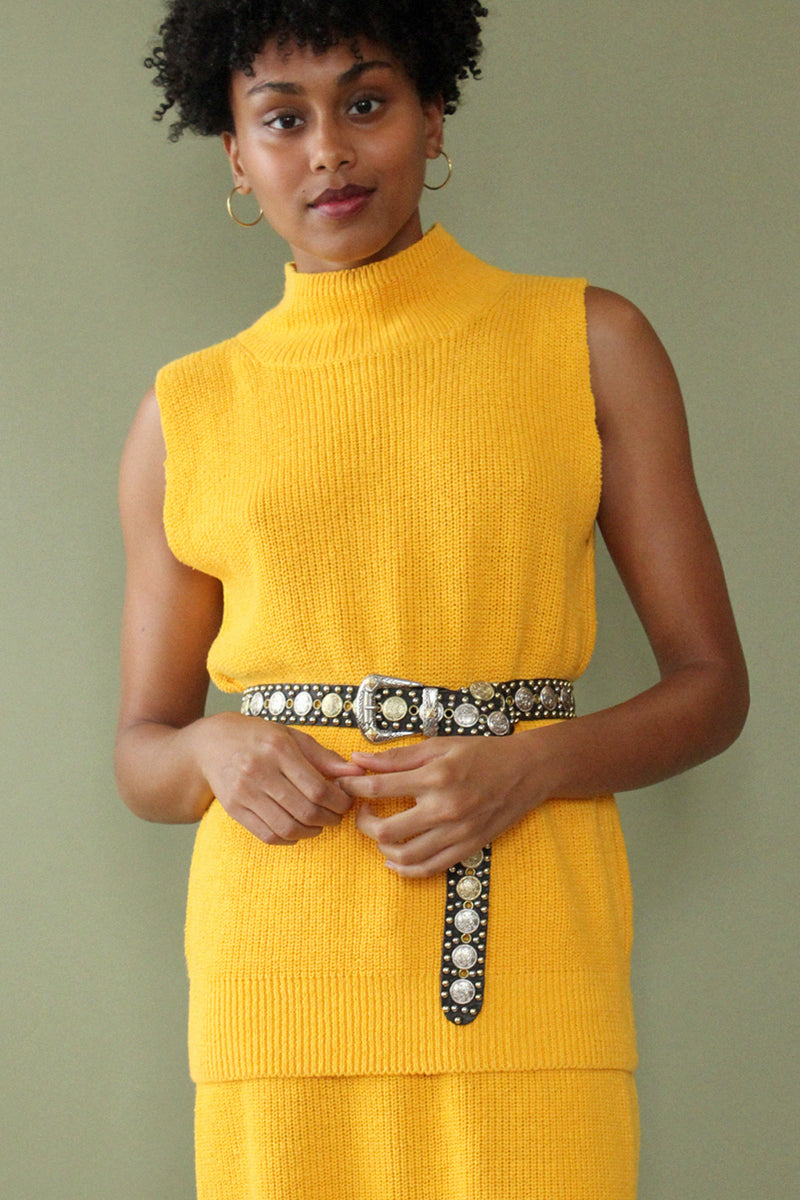 Marigold Sweater Set S-L