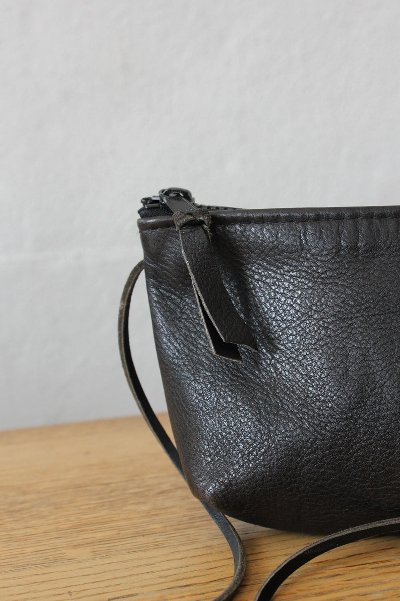 Half Moon Crossbody Pouch