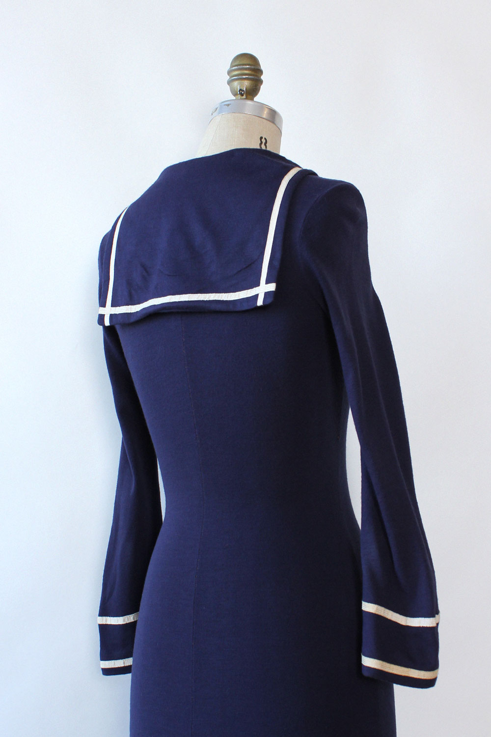 Snapdragon Sailor Collar Dress XS/S