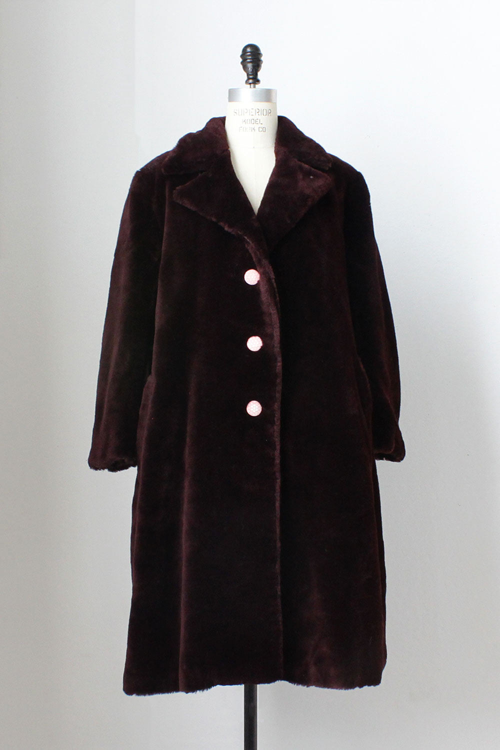 The Bear Coat M/L