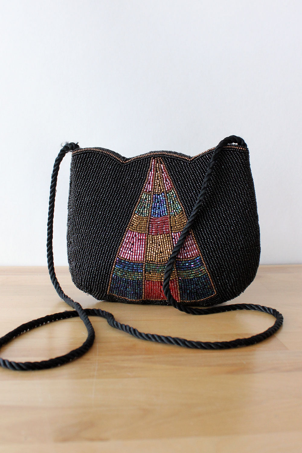 Beaded Gatsby Purse