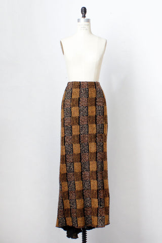 60s Nefertiti Dress S/M