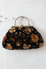 Tortoise Carpet Purse