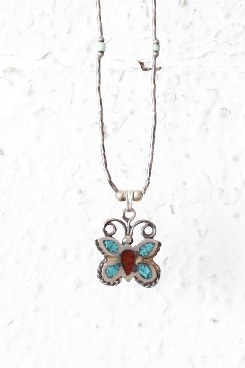 Butterfly Fly Away Necklace