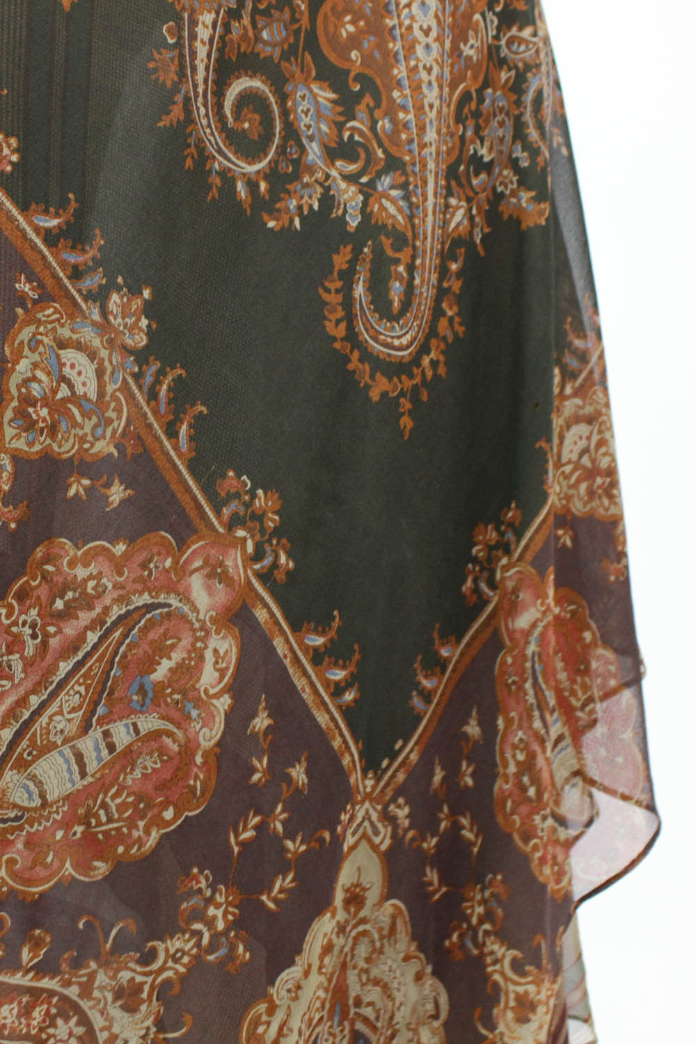 Ralph Lauren paisley dream skirt S/M