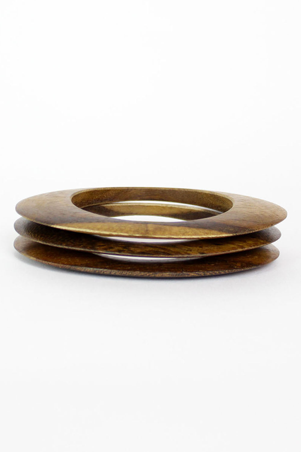 wood wind bangle