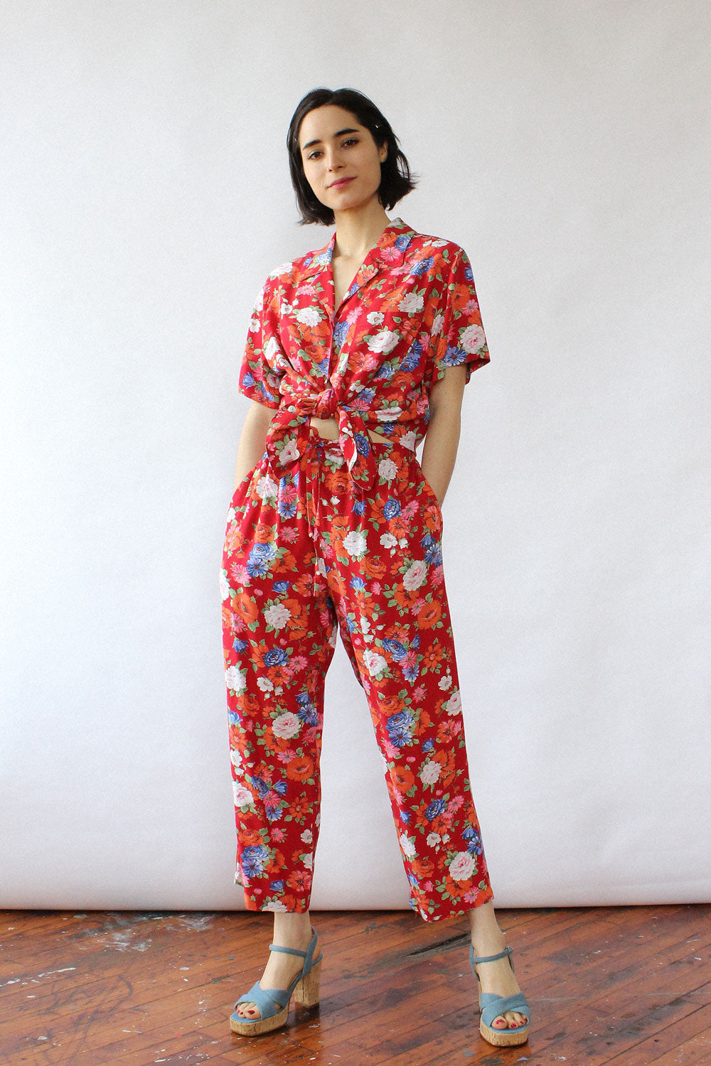 Relaxed Floral Set S-L