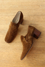 Gucci Russet Loafers 6.5-7