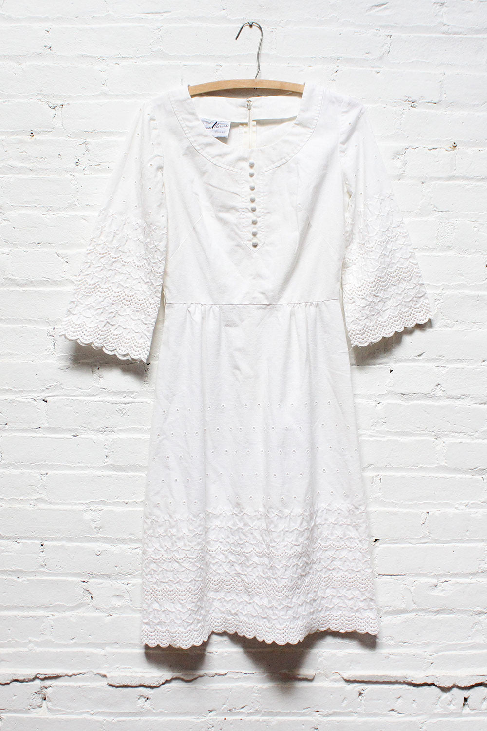 Cloud Bell Dress S