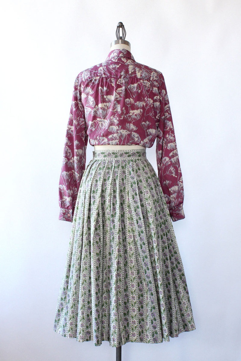 Plymouth Tapestry Skirt XS