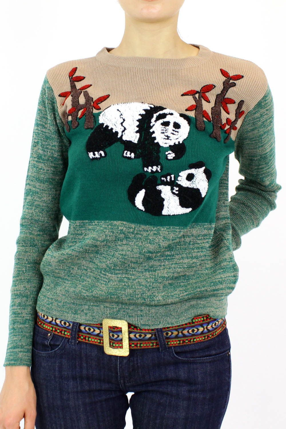 kawaii bear sweater