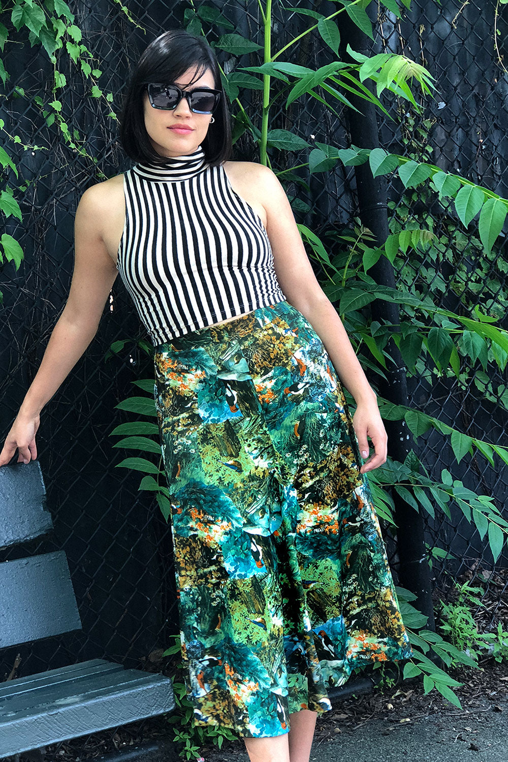 Bird Watching Skirt M/L