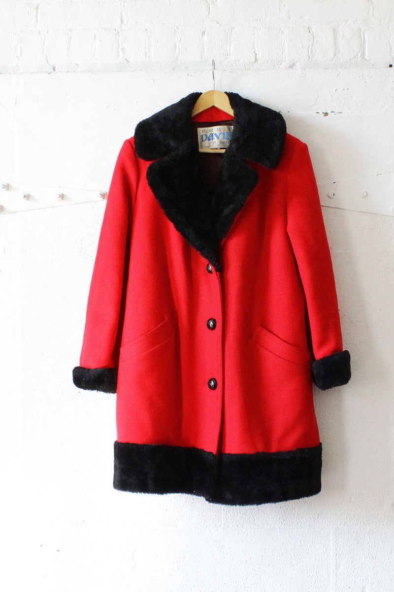 Red Ridge Coat S/M