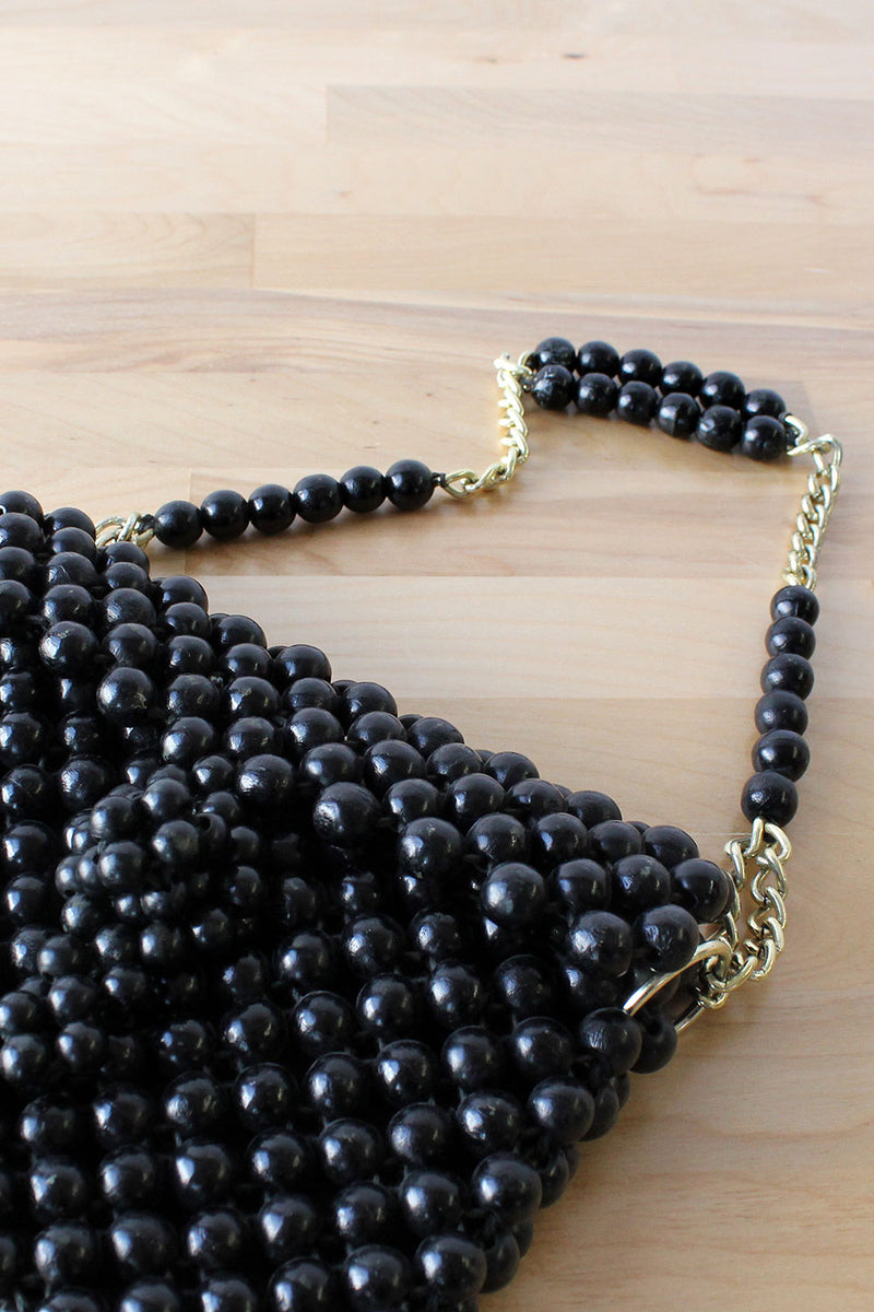 Beaded Bauble Purse