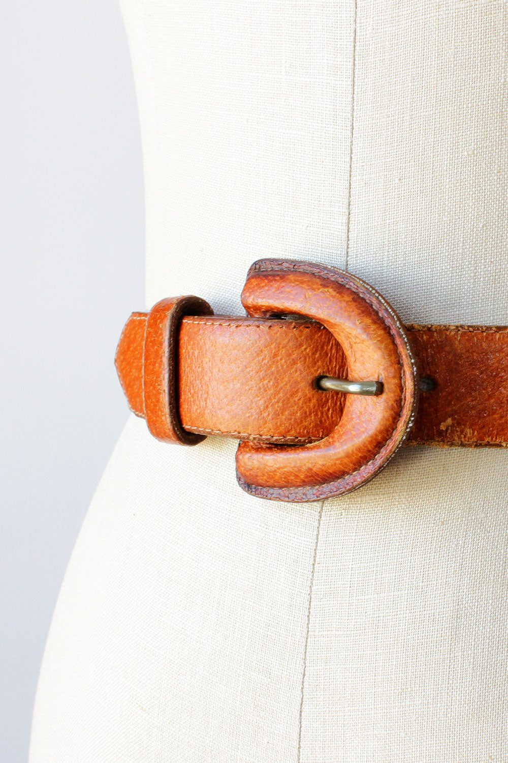 Cipriani Leather Belt