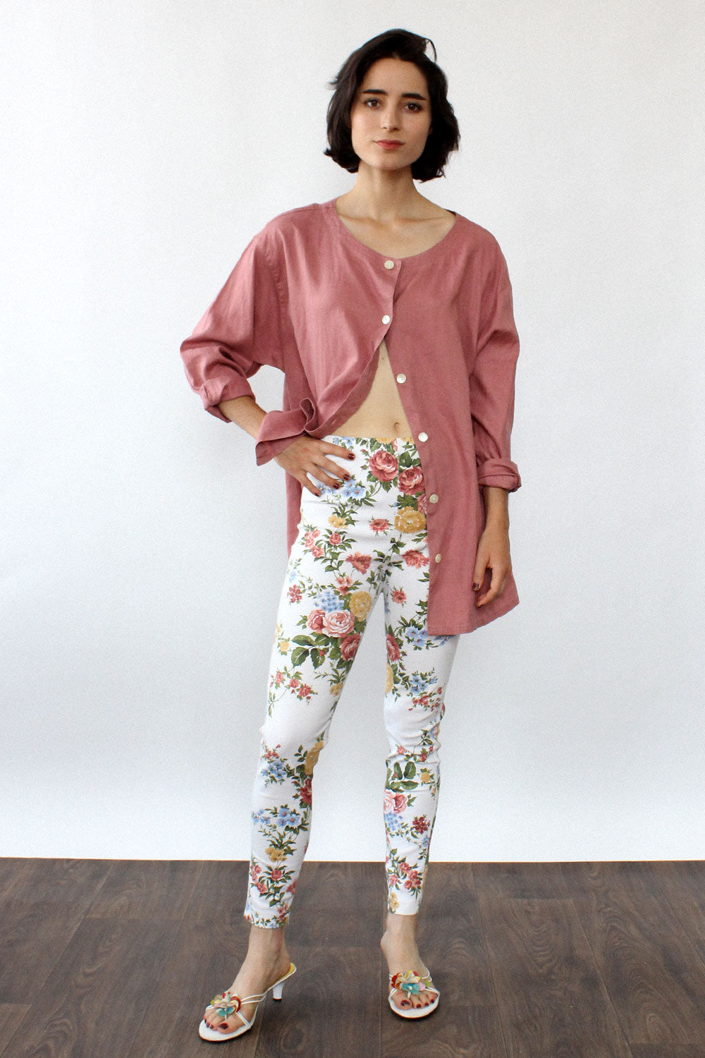 Tea Rose Jeggings XS/S