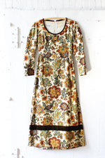 California Charm Tapestry Dress