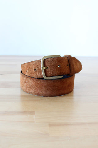 Snakeskin Hook Buckle Belt