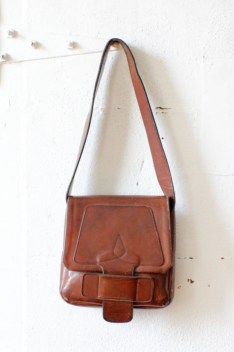 Buckle & Hide Saddle Bag
