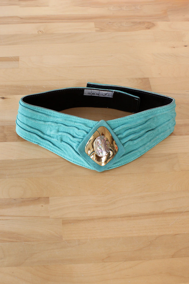 Super Power Turquoise Cincher