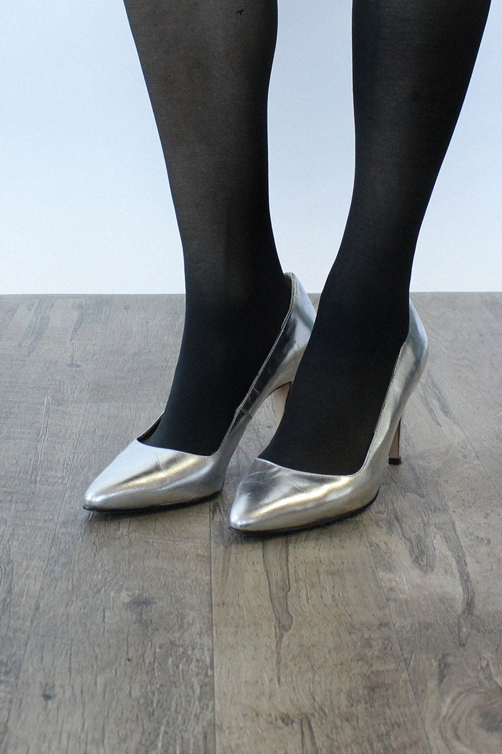 Silver Belle Pumps 7