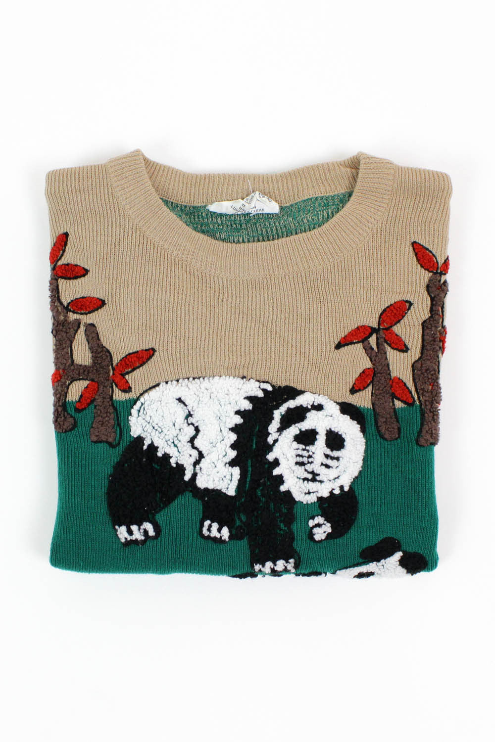 Panda play sweater M
