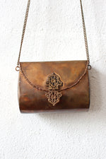 Copper Box Purse