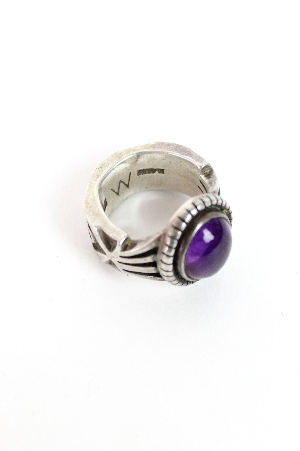 Sterling All Seeing Ring