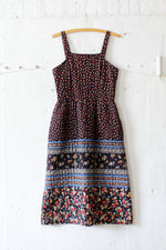 Lanz Quilted Trails Dress S/M