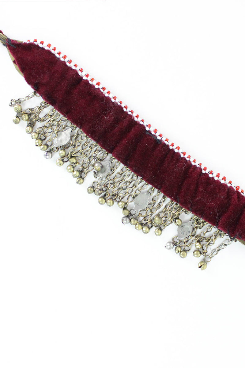 Extra Embellishment Choker Necklace