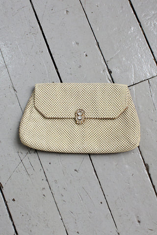 Whiting & Davis Mesh Pouch