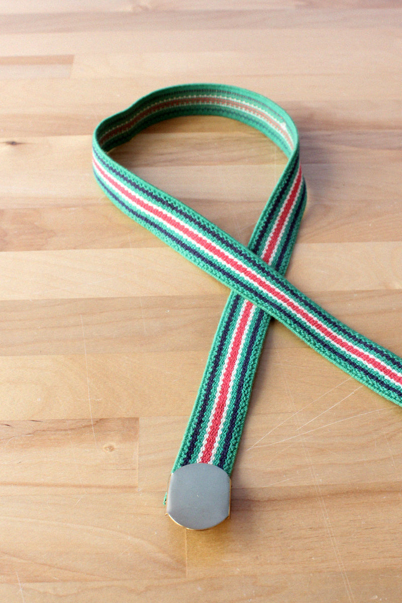 Wonder Years Web Belt