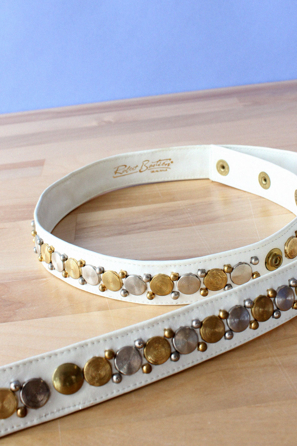 Bestién Studded Cinch Belt