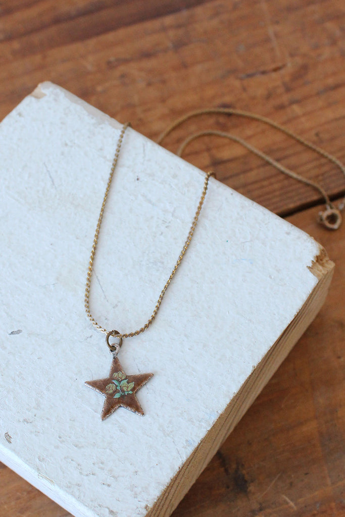 Star Enamel Chain