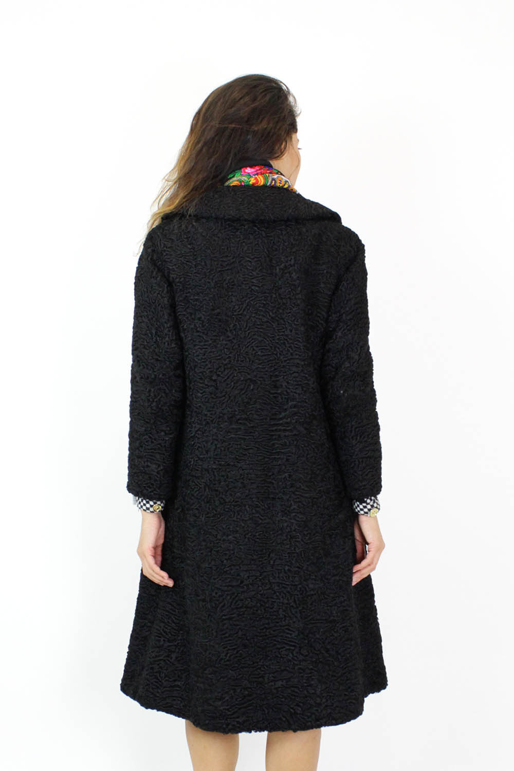Persian Lamb Coat S