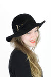 wide brim 1960s Betmar hat